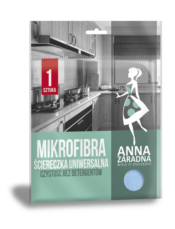 Mikrofibra ściereczka uniwersalna ANNA ZARADNA