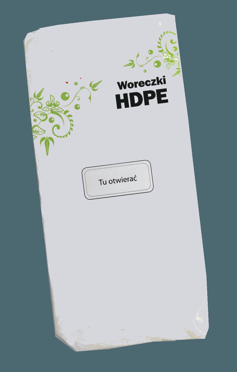 Woreczki HDPE 14/4/35 (1 000szt.) SERVICE PACK