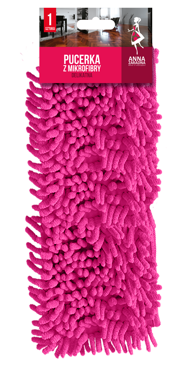 Pucerka z mikrofibry DELIKATNA Anna Zaradna
