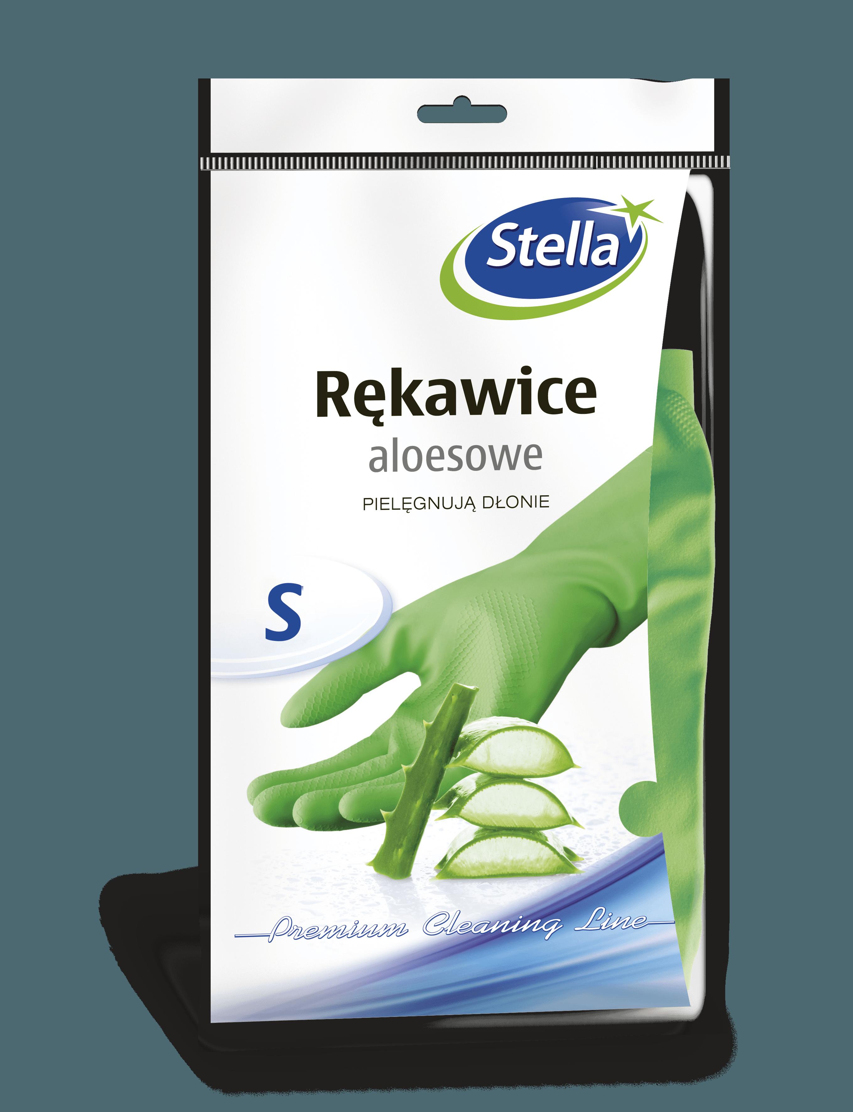 Rękawice aloesowe S STELLA