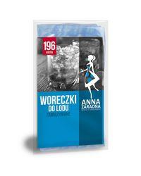 Woreczki do lodu 196 kulek - zawiązywane ANNA ZARADNA