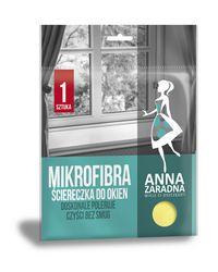 Mikrofibra ściereczka do okien ANNA ZARADNA