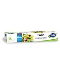 Folia do żywności oddychająca 30m box STELLA