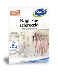 Magiczne ściereczki dla alergików z mikrowłókien Evolon 2szt.. STELLA