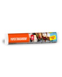 PC Papier śniadaniowy 40szt rolka